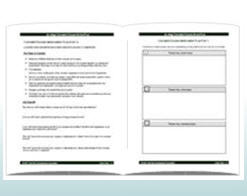 The Customer Focus Companion sample page three