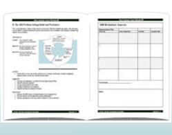The Customer Focus Companion sample page two